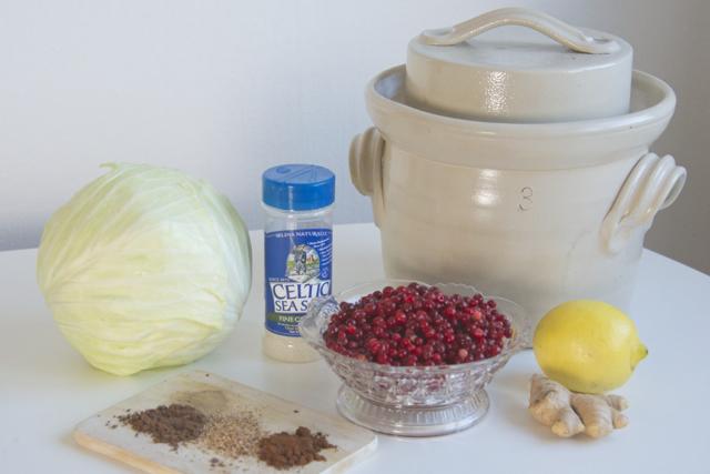 Fermentert kål
