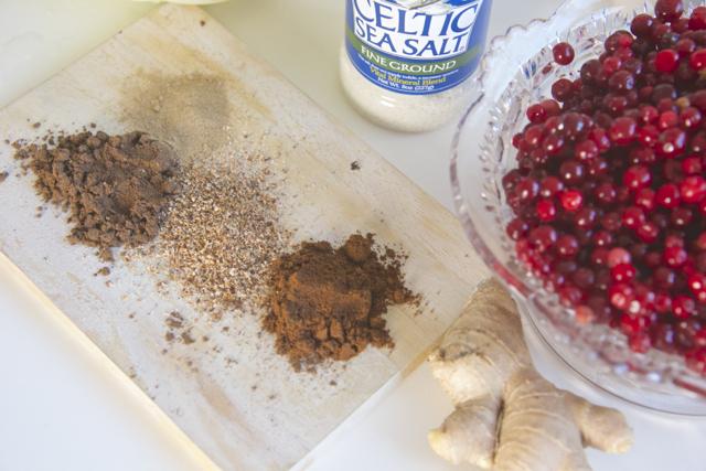 Julekrydder til melkesyregjæret kål