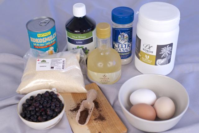 økologisk kokosmelk omega cure