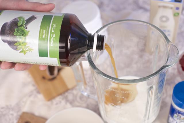 økologisk smoothie vita biosa