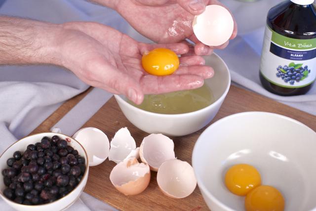 økologiske egg
