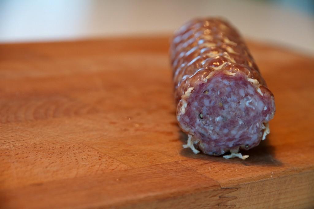 fossheim gaard salami