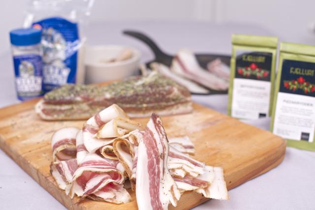hjemmelaget bacon økologisk krydder