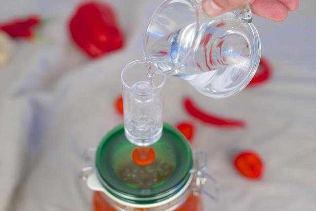 Hjemmelaget salsa pickl-it