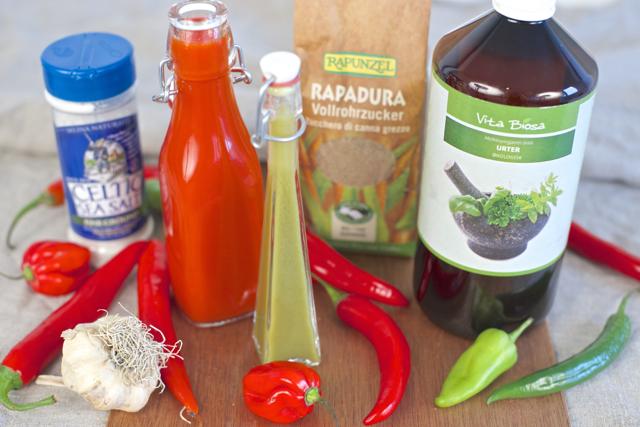 Fermentert chilisaus probiotisk