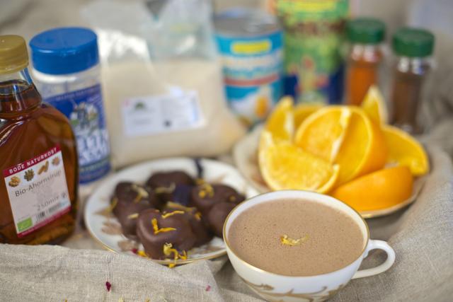 Kakao uten melk økologisk