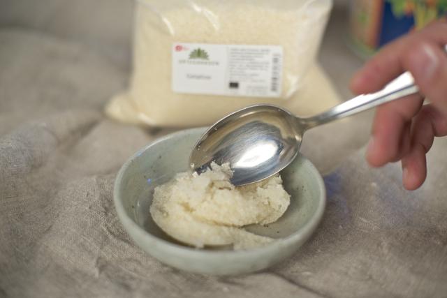 hjemmelaget kakao økologisk gelatinpulver