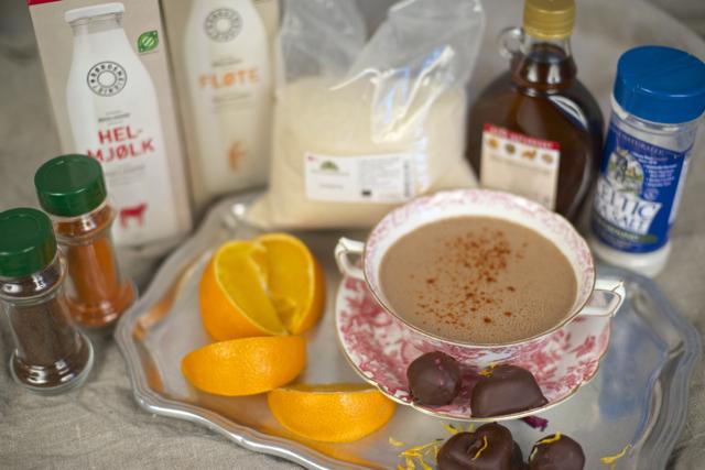 hjemmelaget kakao økologisk