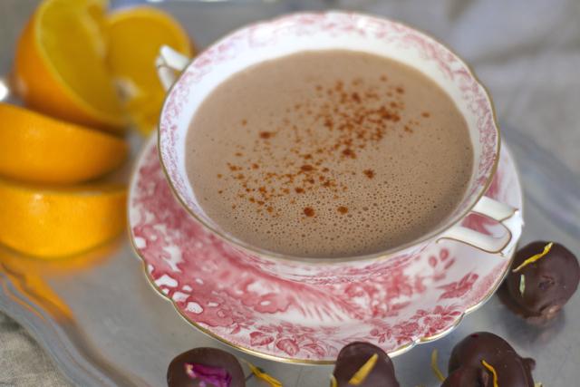 hjemmelaget kakao