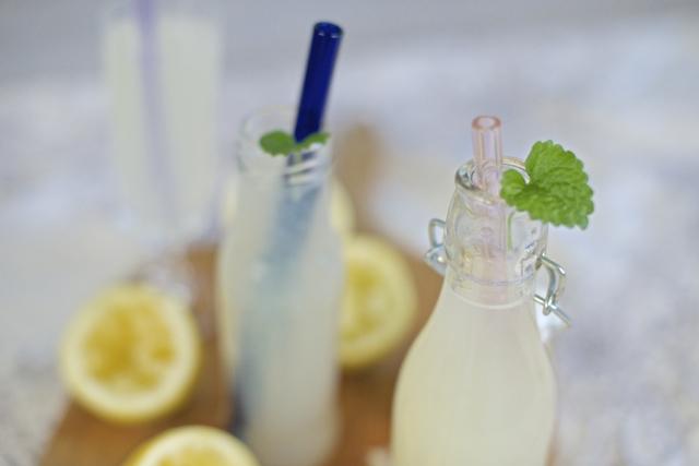 Hjemmelaget limonade