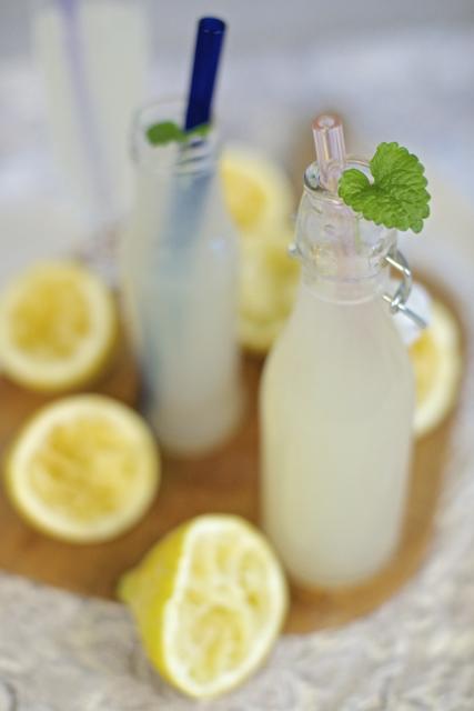 fermentert limonade