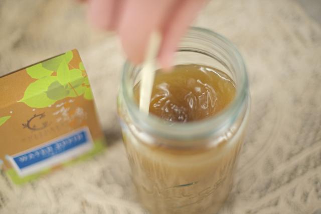 blande rapadurasukker til vannkefir