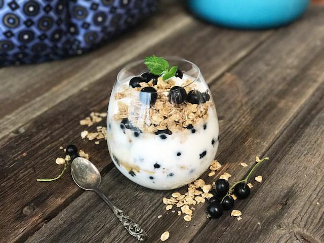 Lage yoghurt i wonderbag
