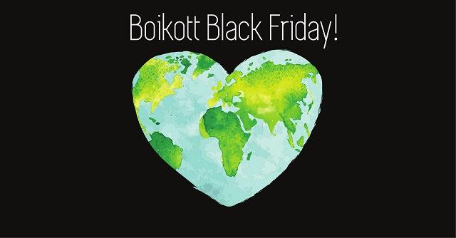 boikott black friday naturlig liv